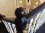 上海楼梯生产厂家工厂直销原木楼梯室内木质楼梯价格