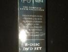 全新英文原版哈利波特1-7部合集DVD