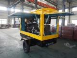 供应发电机组移动拖车 二轮四轮牵引拖车 应急电站