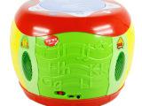 南国婴宝动感鼓838-40 音乐手拍鼓拍拍鼓儿童婴儿触摸电动玩具