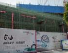 京广路 万创河医缤纷商业广场,火车站西广场的商业街