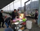 深圳采摘野炊烧烤团建农家乐龙岗蓝美生态园一日游