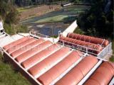 养殖场沼气池图片