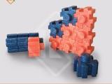 重庆积木玩具批发儿童乐园益智积木EPP**积木艾可积木玩具