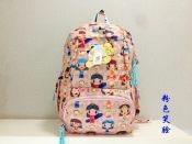 2013新款韩版原宿娃娃书包 双肩包 学生书包 旅行包 妈咪包双肩包