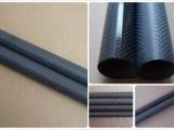 高品质3K编织纹碳纤维管2017首选