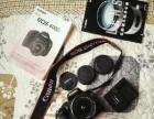 出售自用单反相机佳能600D