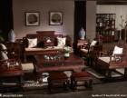 西双版纳地区回收二手红木家具交趾黄檀沙发成套红木家具求购