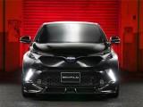 豐田C-HR ZYX10 NGX50 WALD包圍 前唇