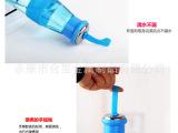 新款460ml太空杯 卡通运动水壶塑料杯 可定制 印LOGO