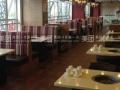 厂家直销实木大理石火锅桌,碳化实木火锅桌批发价格,火锅桌定制