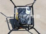 供应巨匠集团BXZ-2型双人背包岩芯钻机小型便携式取样钻机