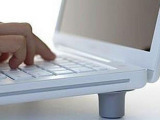 Y111电脑周边 日式笔记本电脑散热垫 笔记本电脑脚垫 支撑脚垫