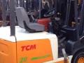 热卖TCM1.5吨电动叉车 全交流合力1.5吨电动叉车