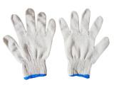 出口A级灯罩棉500克线手套 优质纱手套劳保手套防护手套棉纱手套