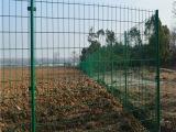 厂家专业定制双边丝护栏网 铁栅栏围墙 围墙铁丝网 金属护栏