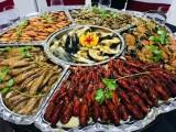 东莞企业年夜饭上门包办,星级厨师现场服务