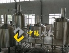 精酿啤酒设备酿制低醇啤酒的工艺方法