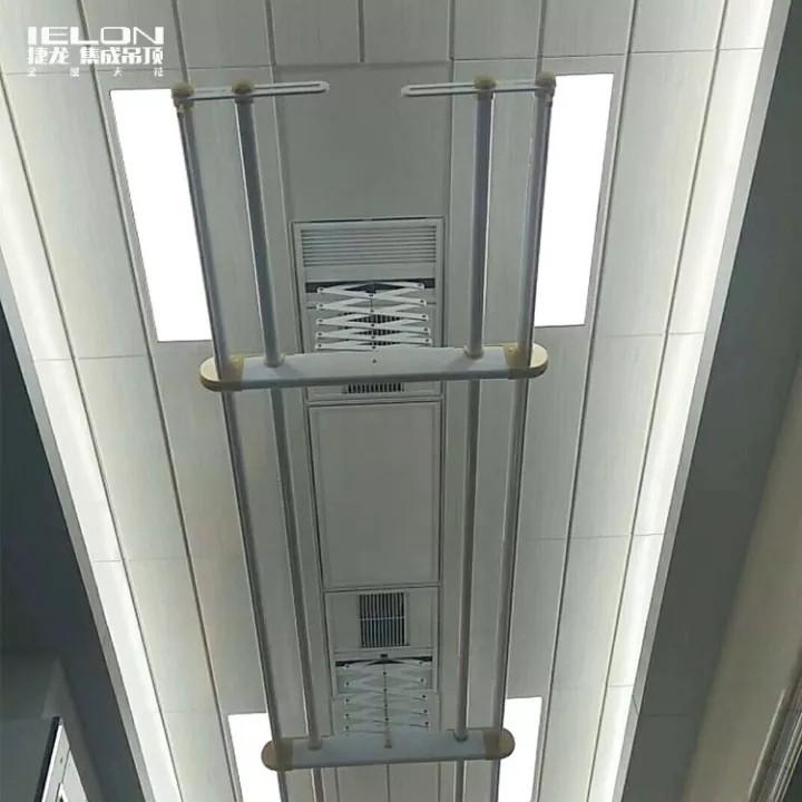 厂家直销集成吊顶,阳台过道吊顶铝天花,家装材料天花吊顶铝扣板