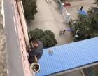 西安外墙维修安装雨水管空调管高空作业蜘蛛人尹先生