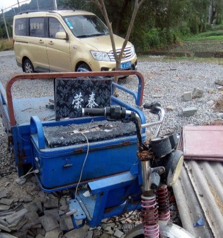 电动三轮车有发票便宜出售