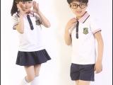 201 5小学生校服园服套装 校服定制 幼儿园服夏季短袖1407