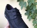 广州鹤山双牛世家鞋厂,专业生产高端真皮品牌男士休闲商务皮鞋