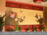 南宁墙绘多少钱一平方? 广西海之蓝墙绘公司