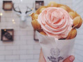 冰淇淋加盟店那个好?为何鹏记鸡蛋仔冰淇淋天天客源爆满