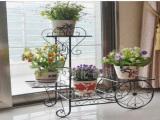 花都铁艺花架出售优质山东铁艺花架,落地多层花架