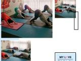减肥理疗瑜伽
