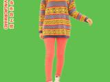 HM弹力棉百搭打底裤 糖果色高弹瘦身打底裤 双口袋打底裤女装批发