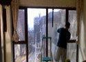 东营专业阳台阳光房隔热防晒玻璃贴膜纱窗防盗窗