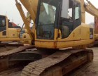 转让/正品二手小松200-7挖掘机,原版土方车
