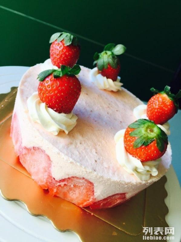 怦然心动的滋味 慕斯蛋糕给你的感觉