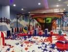 赣州淘气堡厂家直销 室内游乐设施报价加盟 室内儿童乐园设备