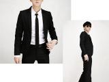 男士休闲小西服夏装韩版外套男式修身西装 职业男装 百强企业