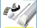 厂家批发高品质 T8一体LED日光灯管 加厚铝材全电压输入