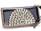 欧美潮流时尚精美高档钻石钱包厂家直销批发女士长款钱包一件代发