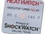 正品不干胶shockwatch etwtc温度标签贴纸