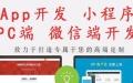 网站建设 B2C商城,微信开发 APP 小程序