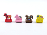 蓝果可爱风-动物印章 原创设计ZAKKA可爱卡通动物玩具迷你小印