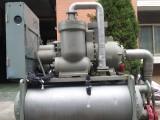 低价转让日立螺杆式水源热泵机组RHU340 上海二手中央空调