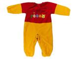 DISNEY 新款正品外贸原单尾货 婴儿连体衣爬爬衣维尼熊跳跳虎