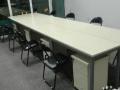 今天特价出售新款工位L型桌会议桌老板桌经理桌培训桌长条桌办公