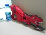 儿童水枪玩具超大号玩具水枪高压抽拉沙滩戏水恐龙玩具