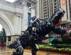 广东汕头变形金刚机器人模型出租仿真恐龙出租