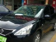 日产骐达 2011年 1.6L 自动 挡豪华版 汕河二手车网专业