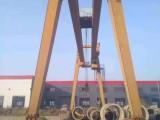潍坊地区出售20吨双主梁龙门20 7 7大跨度精品龙门吊