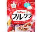 卡乐B比麦片日本进口Calbee水果颗粒